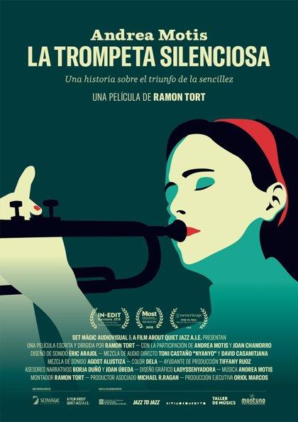 La vida consagrada al jazz de Andrea Motis, en el documental La trompeta silenciosa