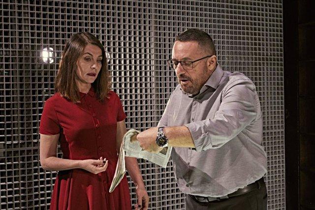 """Cultura.- 'La culpa' de David Mamet llega al Olympia para """"generar debate"""" sobre"""