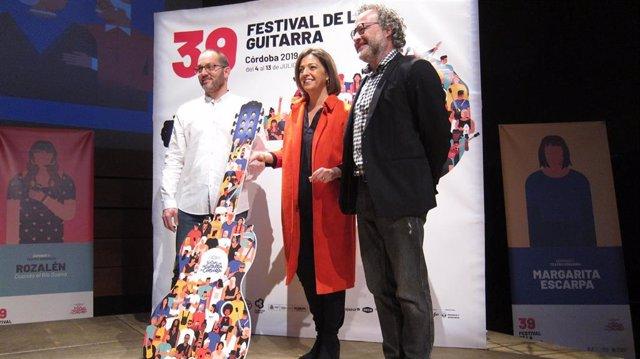 Córdoba.- El Festival de la Guitarra cita a Lila Downs, Rozalén, Marea, Miguel R