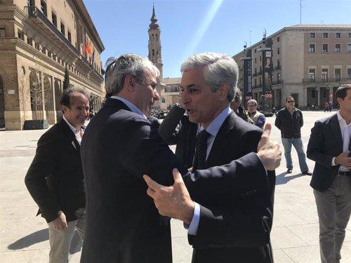 """28A.- Suárez Illana (PP) dice que las opciones son Sánchez o Casado y """"después veremos con quién llegar a un acuerdo"""""""