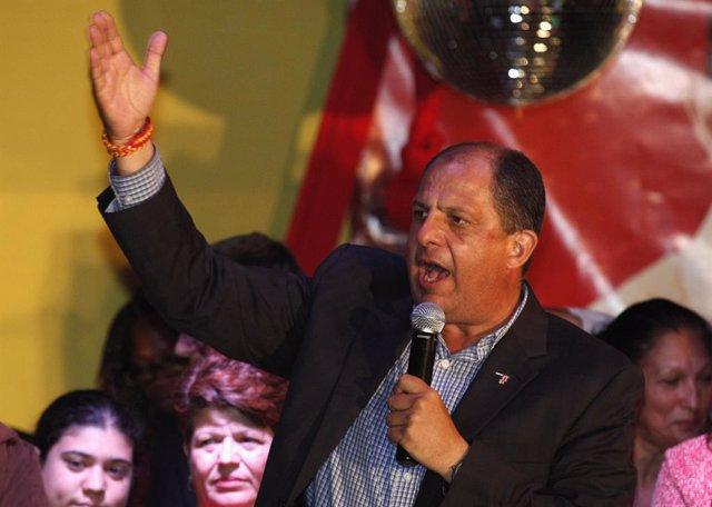 Luis Guillermo Solís Rivera, Partido Acción Ciudadana (PAC)