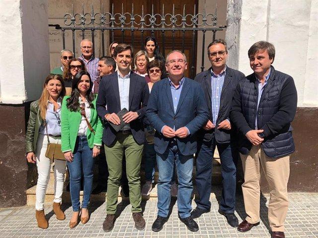 Málaga.- 28A.- Montesinos (PP) defenderá que el Convento de las Claras de Vélez-