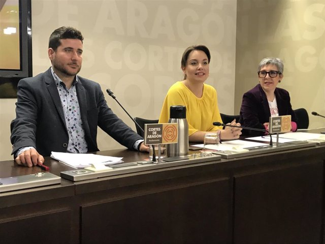 """26M.- Podemos Apuesta Por """"Liderar"""" El Gobierno De Aragón La Próxima Legislatura"""