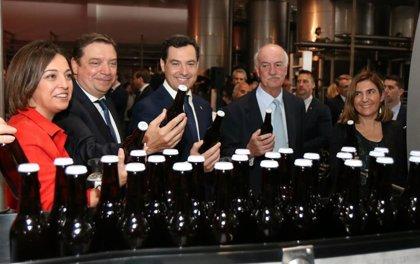 Apuesta de Mahou San Miguel por Andalucía al abrir en Córdoba el primer 'Brew&Hub' del país