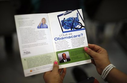 EEUU.- Trump promete un sistema sanitario mejor que el de Obama si el Supremo lo declara anticonstitucional