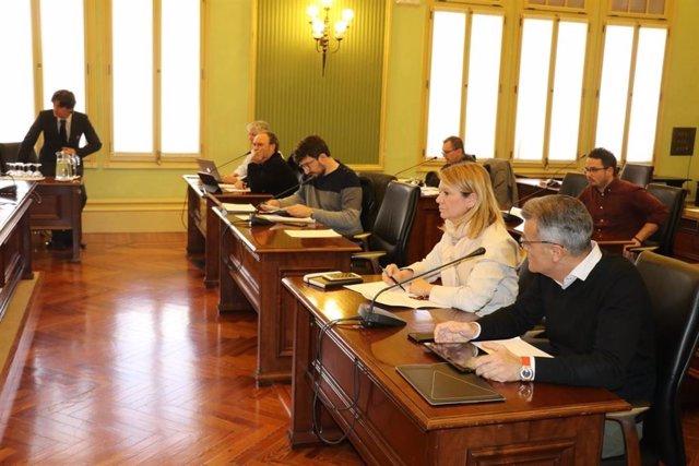 El Parlament demana que la planificació de les esteses elèctriques a Balears pr