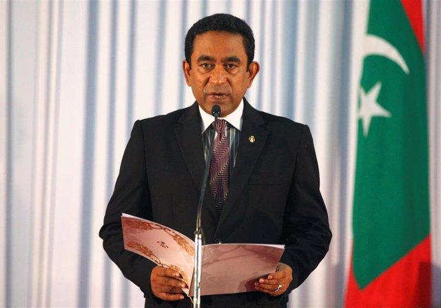 Abdulá Yameen