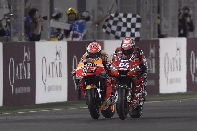 MOTO - MOTO GP QATAR 2019