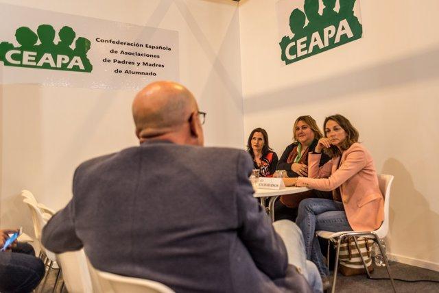 """CEAPA pide a los partidos que acuerden una ley educativa """"estable y que garantic"""