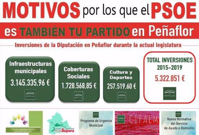 """Sevilla.- 26M.- Participa e IU denuncia ante la Junta Electoral el """"uso partidis"""