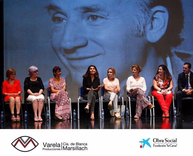 Córdoba.- Blanca Marsillach y 'la Caixa' iniciarán en Córdoba la gira 2019 de 'E