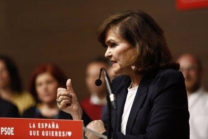 FEDER pide a Carmen Calvo ampliar la prestación por hijo a cargo con enfermedad grave más allá de los 18 años