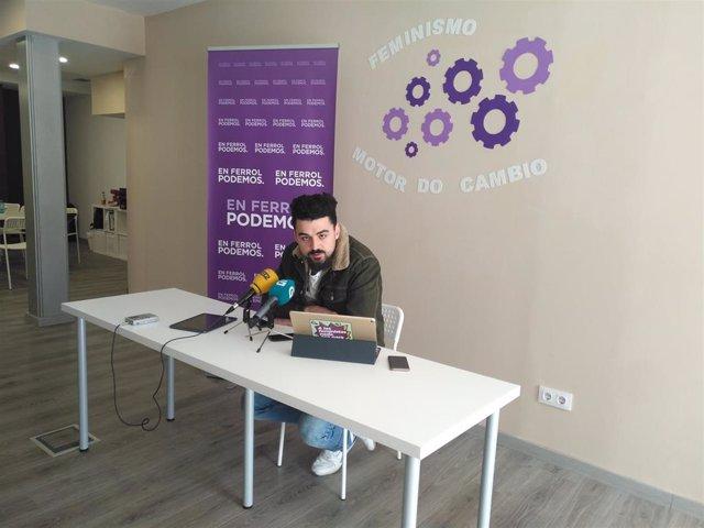 FERROL Podemos (lleva foto)
