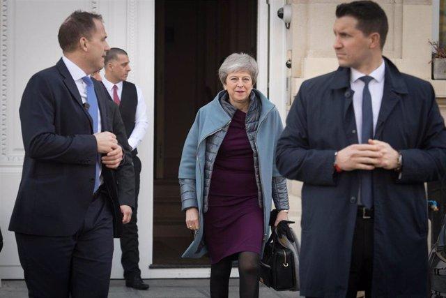 Brexit.- Las opciones para Reino Unido: 'Brexit' con o sin acuerdo o marcha atrá