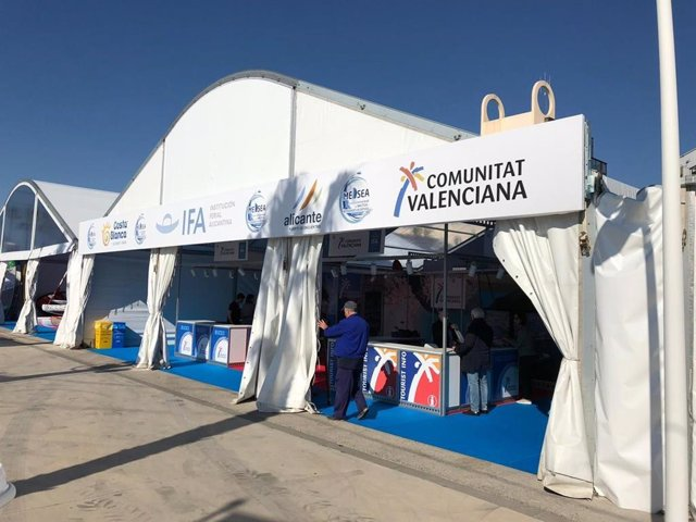 Turismo.- La oferta acuática valenciana 'bucea' a la feria Medsea de Alicante