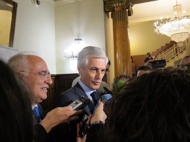 Suárez Illana apuesta por la concordia y conciliación y pide erradicar las falta