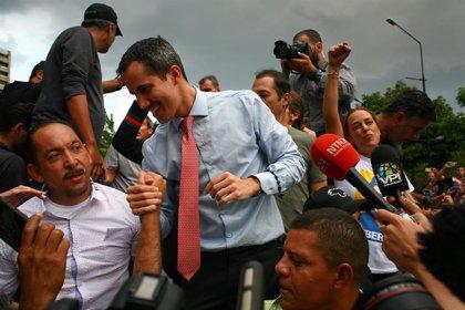 "Guaidó resta importancia a su inhabilitación para ejercer cargos públicos: ""No existe contralor"""