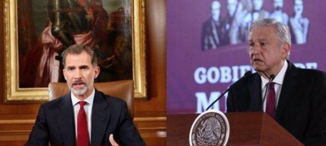 López Obrador une a partidos  e intelectuales españoles en su contra