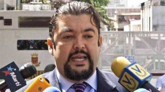 Venezuela.- La Asamblea Nacional de Venezuela anuncia que Roberto Marrero está s