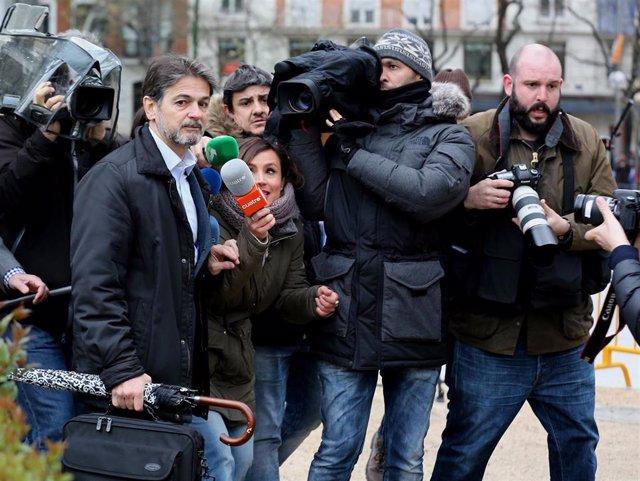 AMP.- Oriol Pujol sale de prisión tras pasar dos meses encarcelado por las ITV
