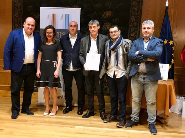 El proyecto de riego innovador 'Bosola', premiado como mejor actuación en materi
