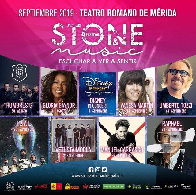 Nota festival stone
