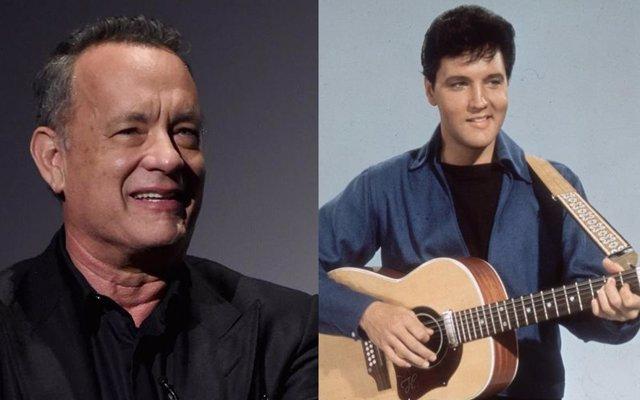 Tom Hanks será el manager de Elvis Presley en el biopic de Baz Luhrmann