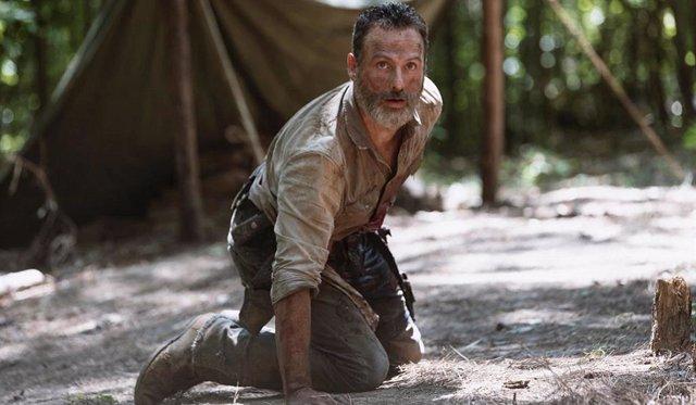 """Andrew Lincoln se arrepiente de dejar The Walking Dead: """"Elegí el momento equivo"""