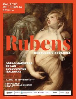 Sevilla.- Dos obras maestras de Rubens se expondrán en el Palacio de Lebrija des