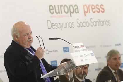 Jesús Aguirre anuncia que el CISNS monográfico de Atención Primaria será el 3 de abril