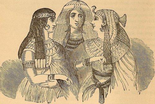 Grecia y Roma recortaron el estatus de las mujeres del Antiguo Egipto