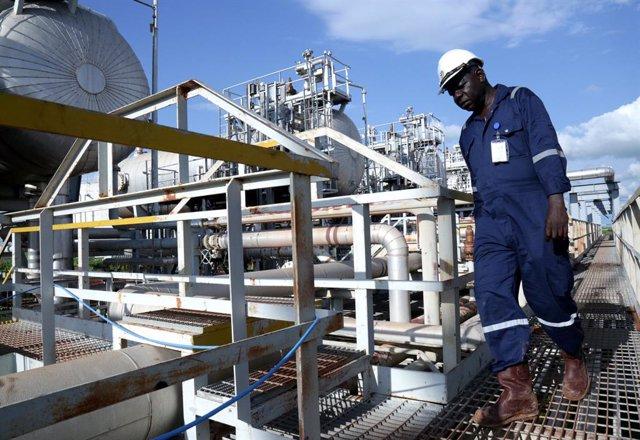 Yacimiento de petróleo de Toma South, en Sudán del Sur