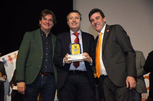 Sevilla.- La Rinconada cosecha por tercer año consecutivo el reconocimiento de m