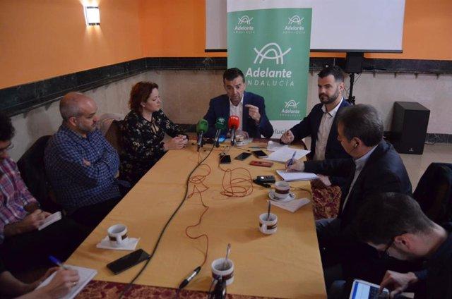 Adelante Andalucía apuesta por reforzar la lucha contra el cambio climático con
