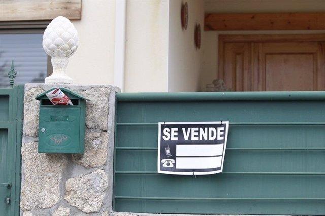 Sevilla.- El precio medio de la vivienda usada sube un 8,4% en 2018 hasta 1.708