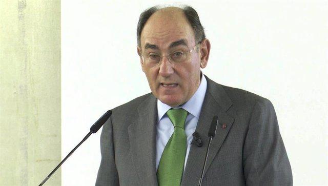 """El presidente de Iberdrola recuerda que hay """"un acuerdo firmado"""" entre las propi"""