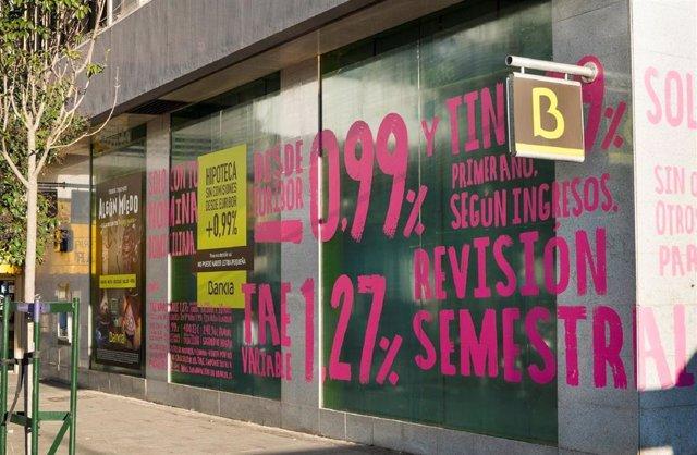 Economía.- Bankia se compromete a asumir todos los gastos hipotecarios con el ún