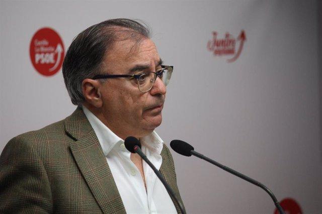 "Mora (PSOE) replica a Riolobos (PP) que el proyecto de Núñez ""nace muerto"" por s"