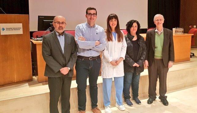 Los hospitales públicos de Lleida y la atención primaria crean la figura del con
