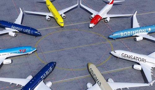 Alemania.- TUI vende su filial aérea francesa Corsair para centrarse en el negoc