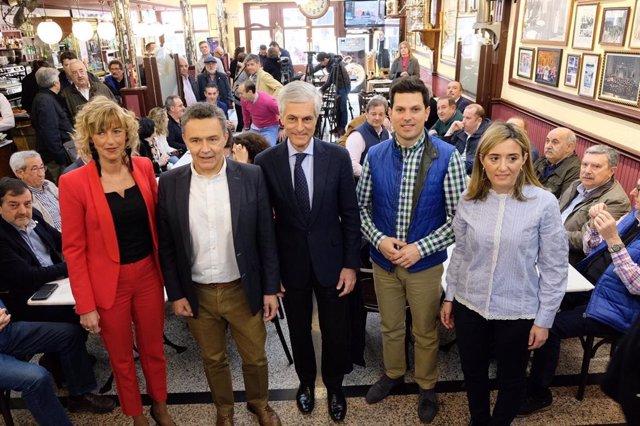 Suárez Illana destaca el valor económico, social y cultural de los toros y caza