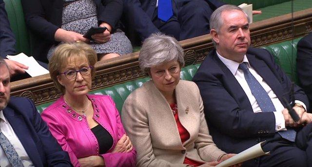 British lawmakers debate May\'s Brexit deal ahead of third vote