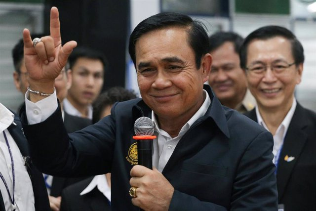 Prayuth Chan Ocha