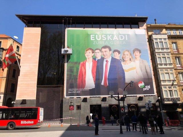 'Nos Mueve Euskadi