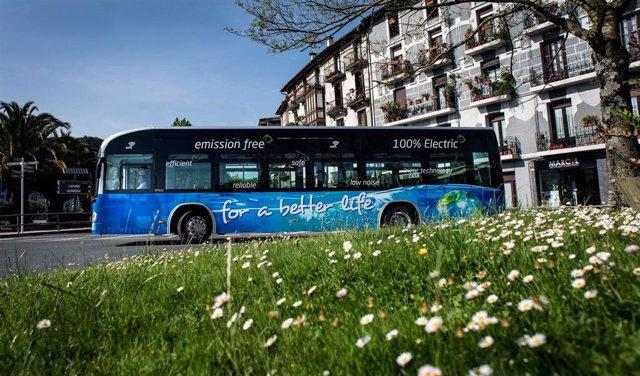 Irizar fabricará una decena de autobuses eléctricos cero emisiones para Düsseldo