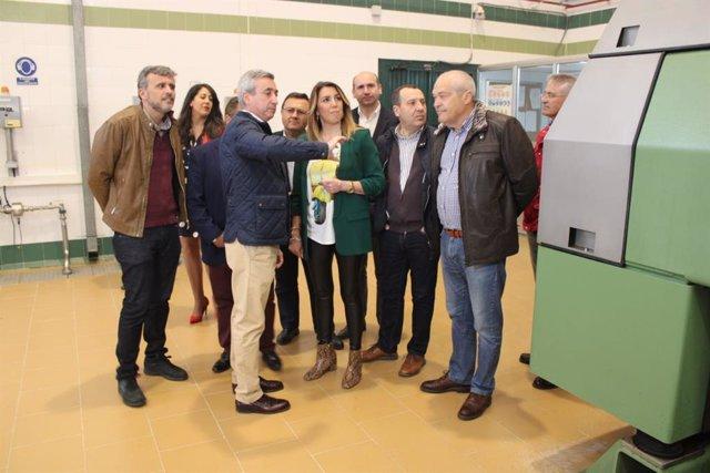"""Díaz pide al Gobierno andaluz que deje de """"llorar y lamentarse y se ponga a trab"""
