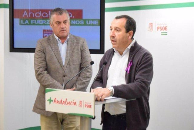 """Málaga.- Ruiz Espejo exige """"explicaciones y medidas contundentes"""" a la Junta sob"""