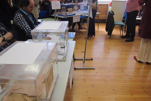 AMP.- 28A.- Un total de 13 partidos presentan candidaturas en alguna de las cinc