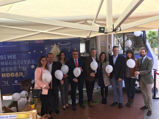 Málaga.- La Diputación amplía su colaboración con Fundación Ronald McDonald para