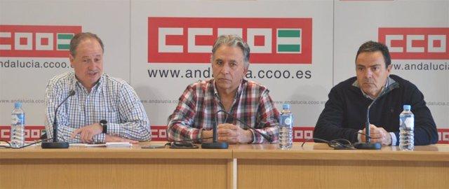 CCOO-A destaca que más de 7.000 personas se beneficiarán en Andalucía del IV con